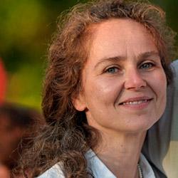 Gisela Oberrauter Praxisinhaberin der Praxis für Ergotherapie, Uwe Sulima und Gisela Oberrauter, Eckental-Forth