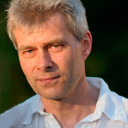 Uwe Sulima Praxisinhaber der Praxis für Ergotherapie, Uwe Sulima und Gisela Oberrauter, Eckental-Forth